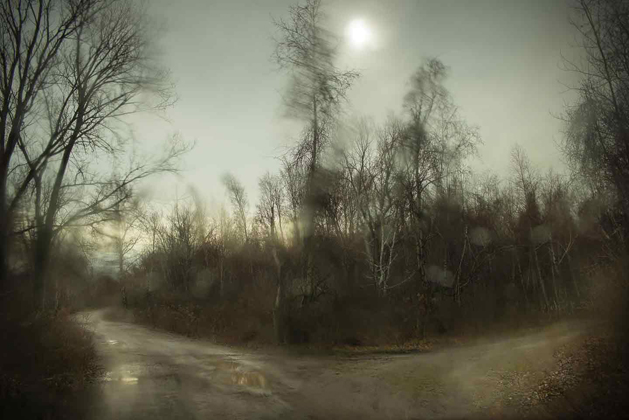 from Todd Hido: Bright Black World, Deluxe Limited Edition (with 15 Prints)