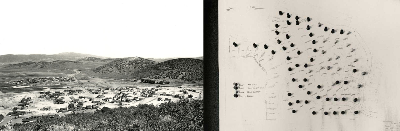 from Lewis Baltz: Park City