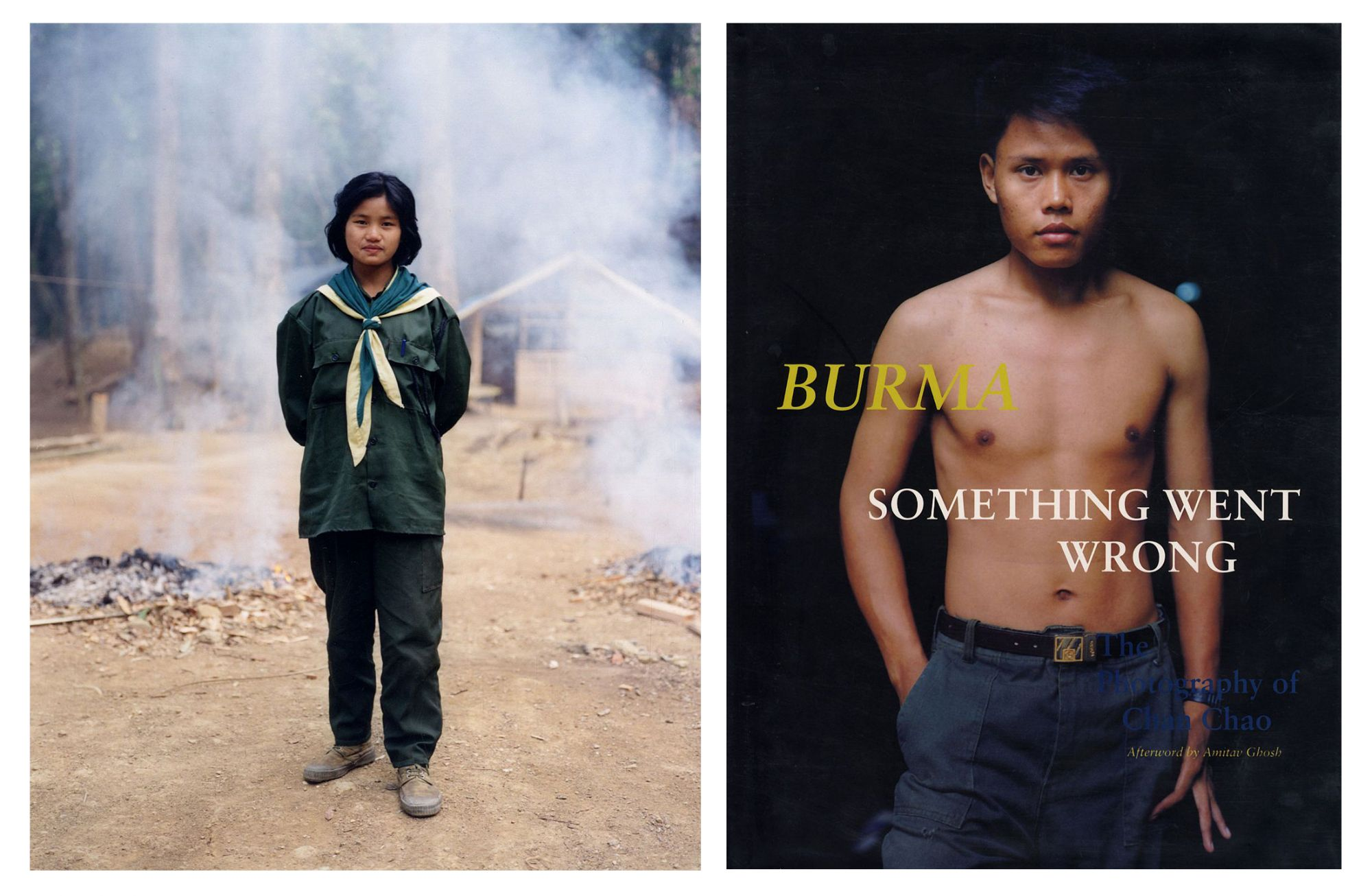 """Chan Chao: Burma: Something Went Wrong, Limited Edition (with """"Tin Taw Liang, 1997"""" Type-C Print Variant)"""