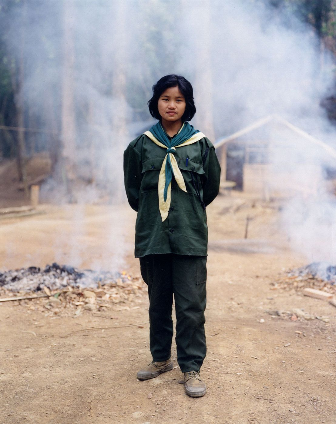 """Chan Chao: Burma: Something Went Wrong, Special Limited Edition (with """"Tin Taw Liang, 1997"""" Type-C Print Variant)"""