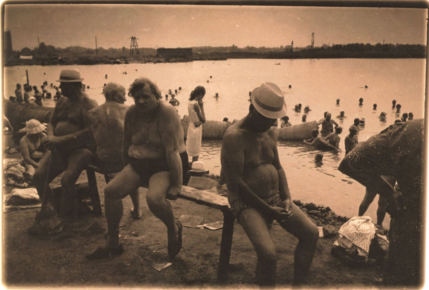 Boris Mikhailov: Salt Lake