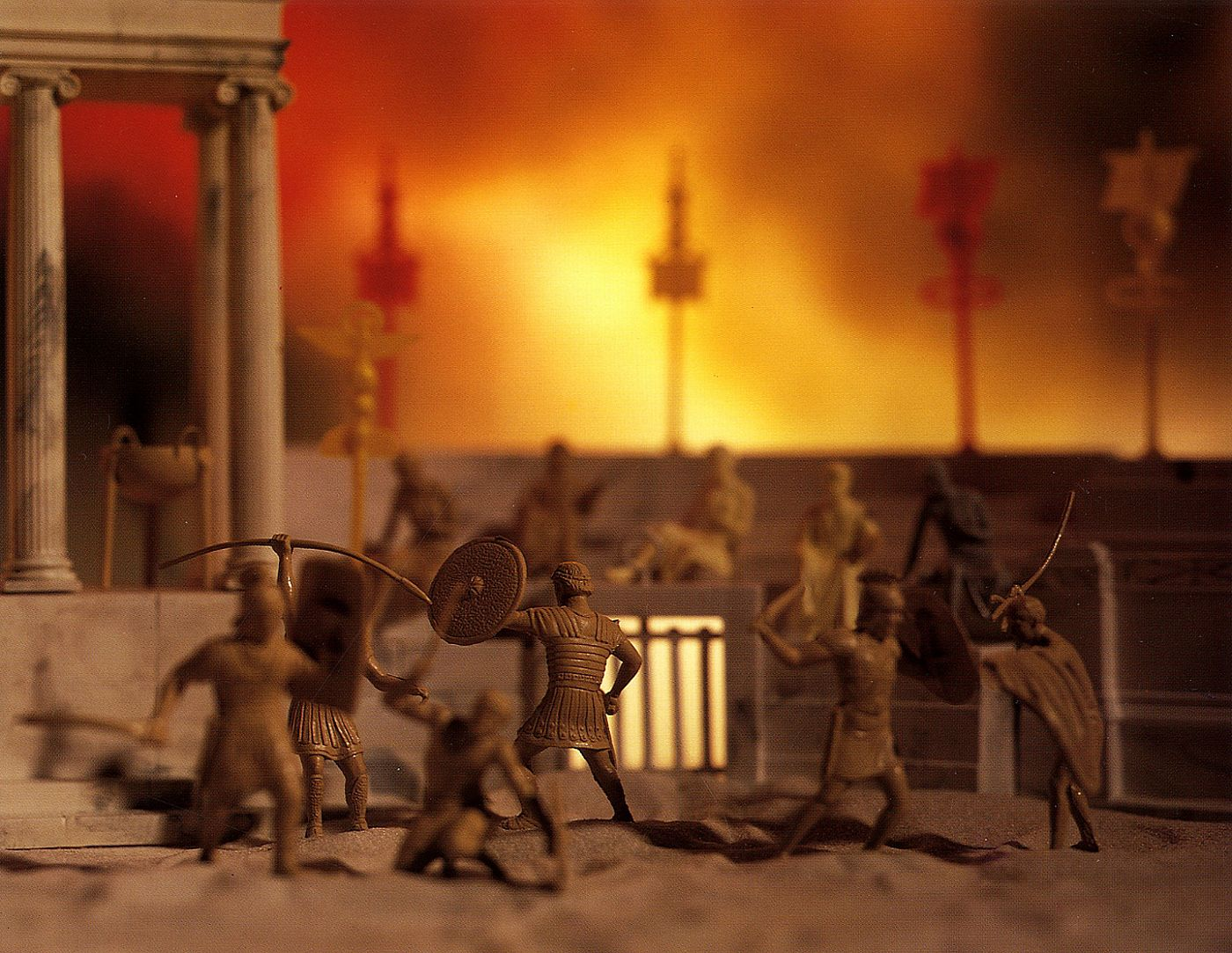 David Levinthal: Small Wonder: Worlds in a Box