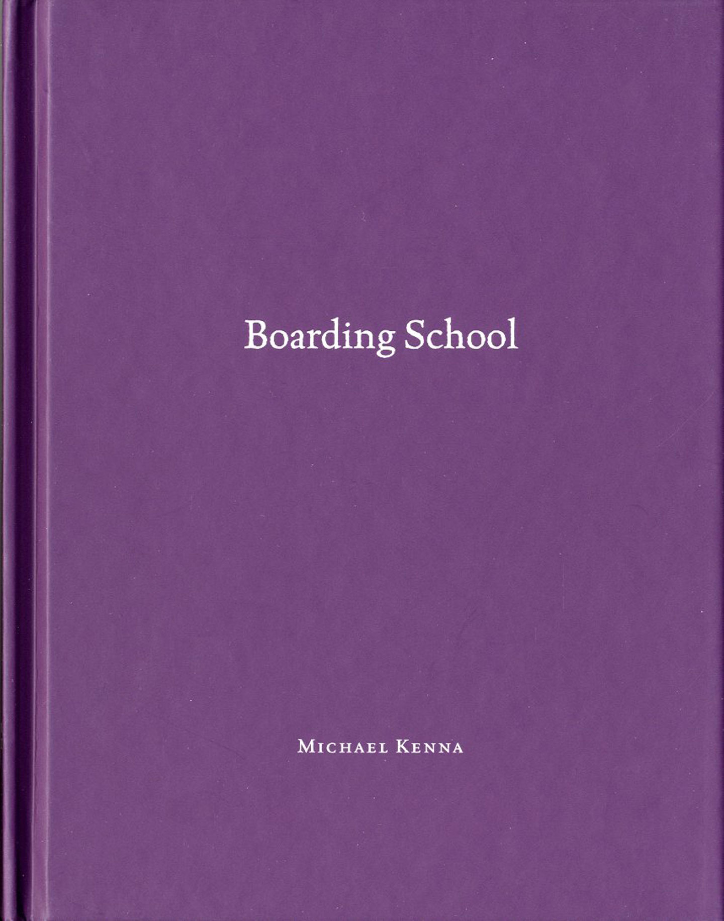 Michael Kenna: Boarding School (One Picture Book #21), Limited Edition (with Print)