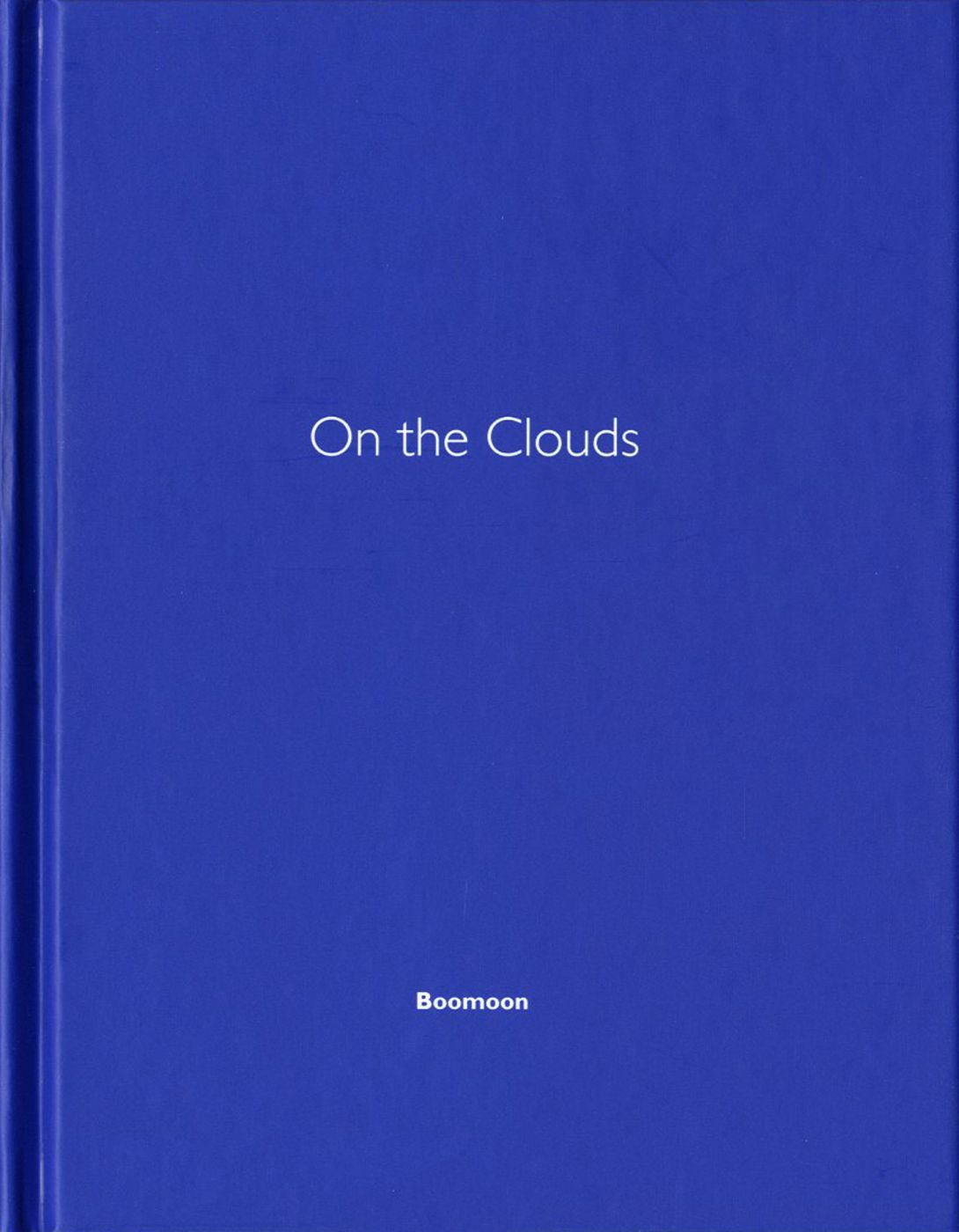 Boomoon Kwon: On the Clouds (One Picture Book #26), Limited Edition (with Print)