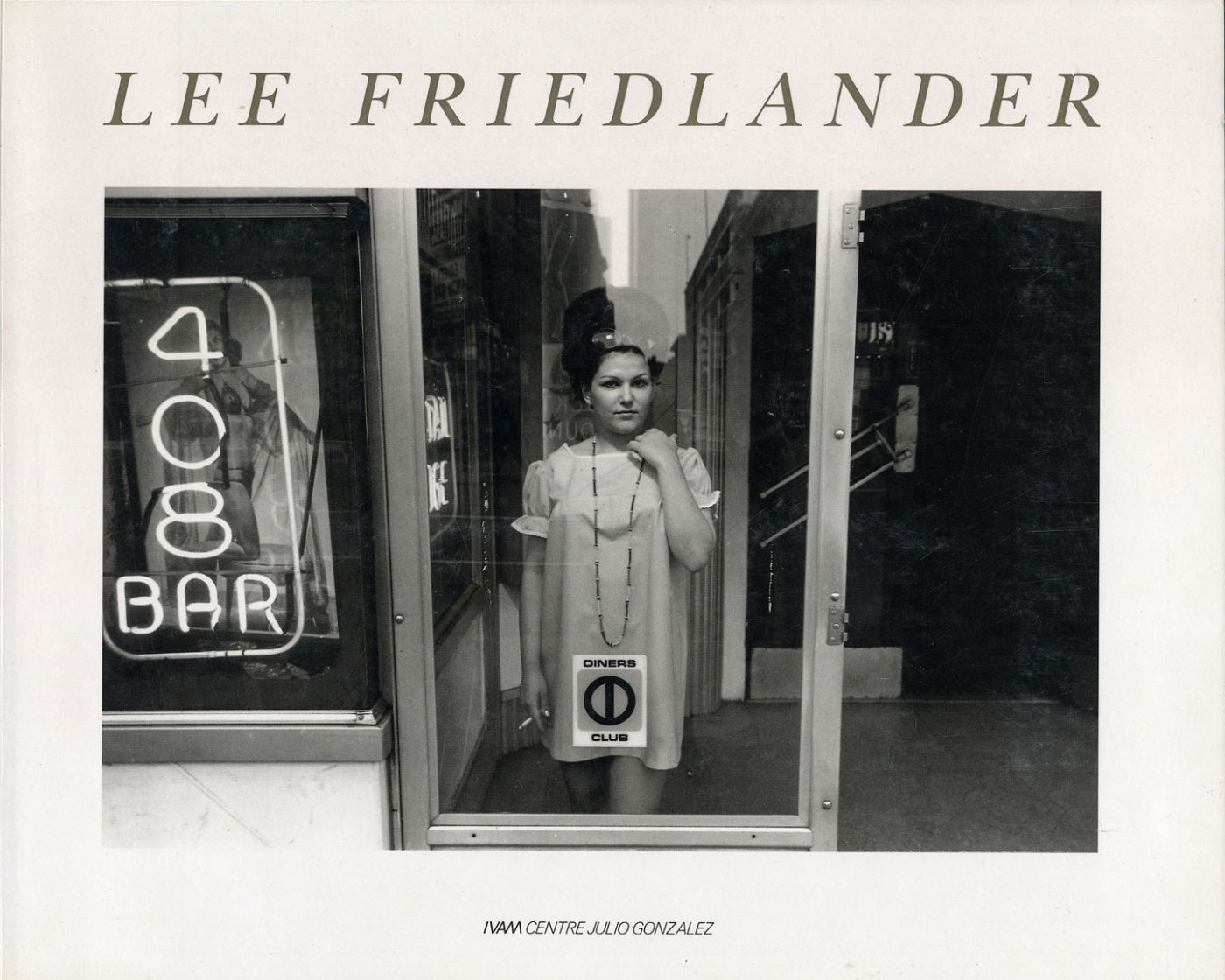 lee friedlander books