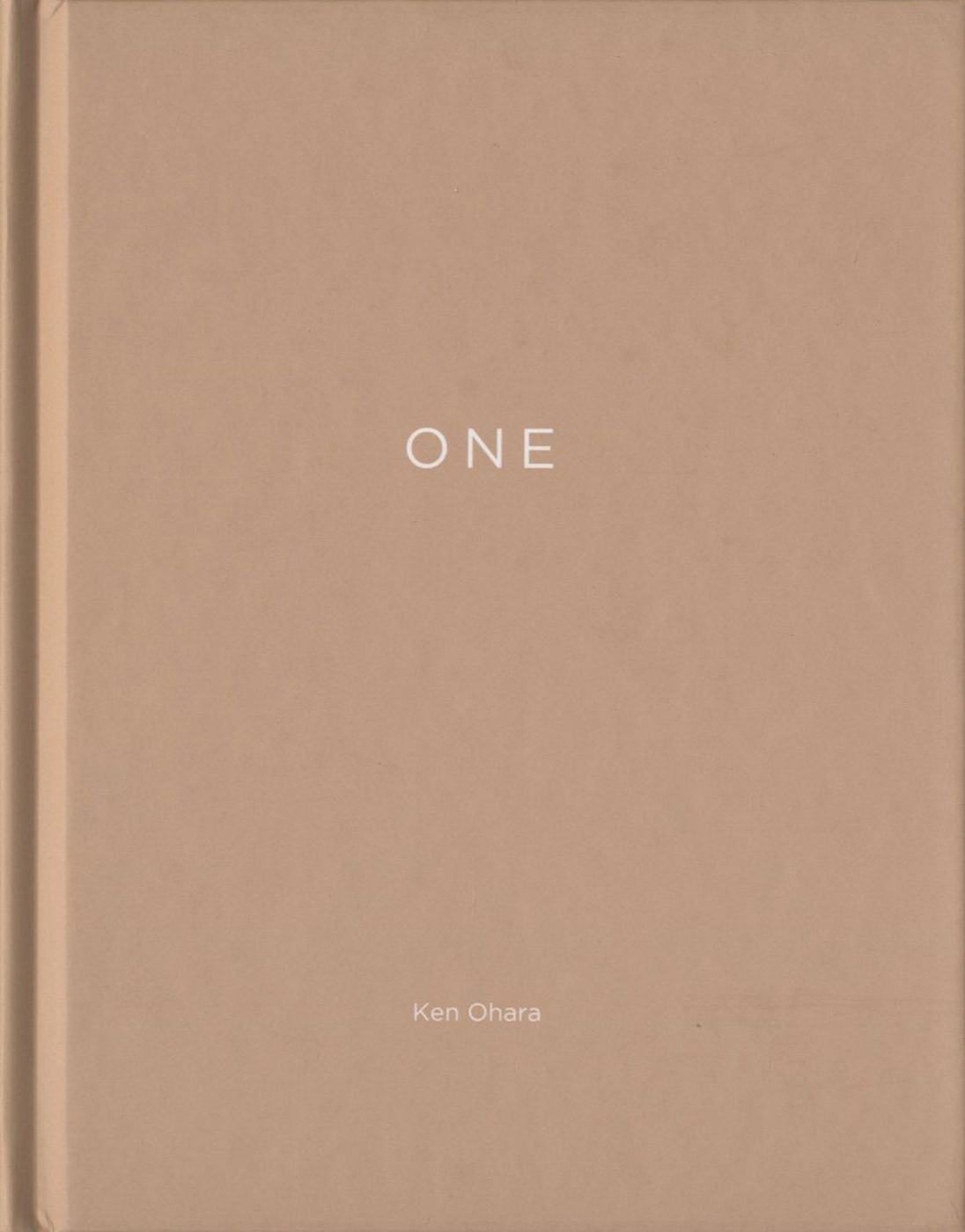 Ken Ohara: One (One Picture Book #31), Limited Edition (with Print)