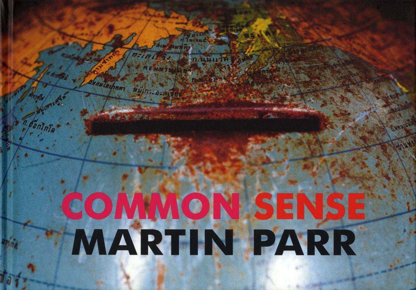 Martin Parr: Common Sense [SIGNED]