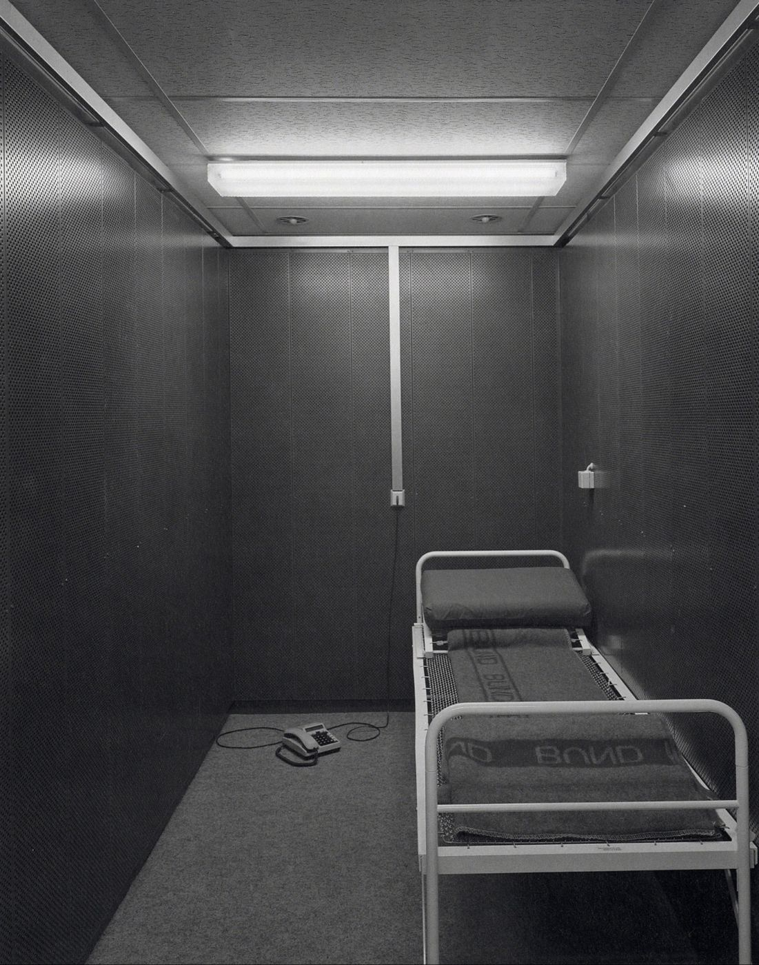 """Andreas Magdanz: Dienststelle Marienthal (Marienthal Office/Bunker Photographs), Limited Edition (""""M'Thal,"""" with Ashtray from facility)"""