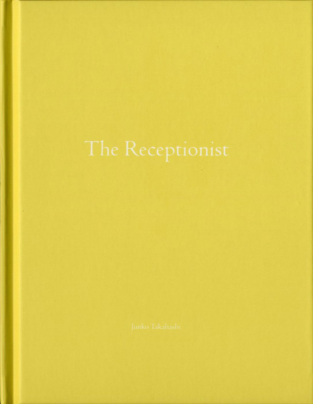 Junko Takahashi: The Receptionist (One Picture Book #38), Limited Edition