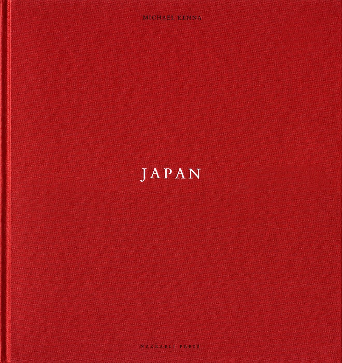 Michael Kenna: Japan (Second Printing) [SIGNED]