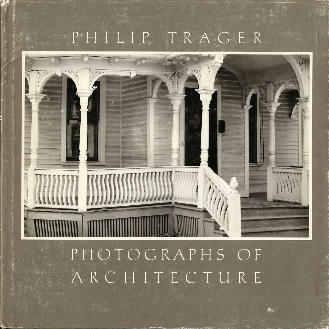 Philip Trager: Photographs of Architecture [SIGNED]