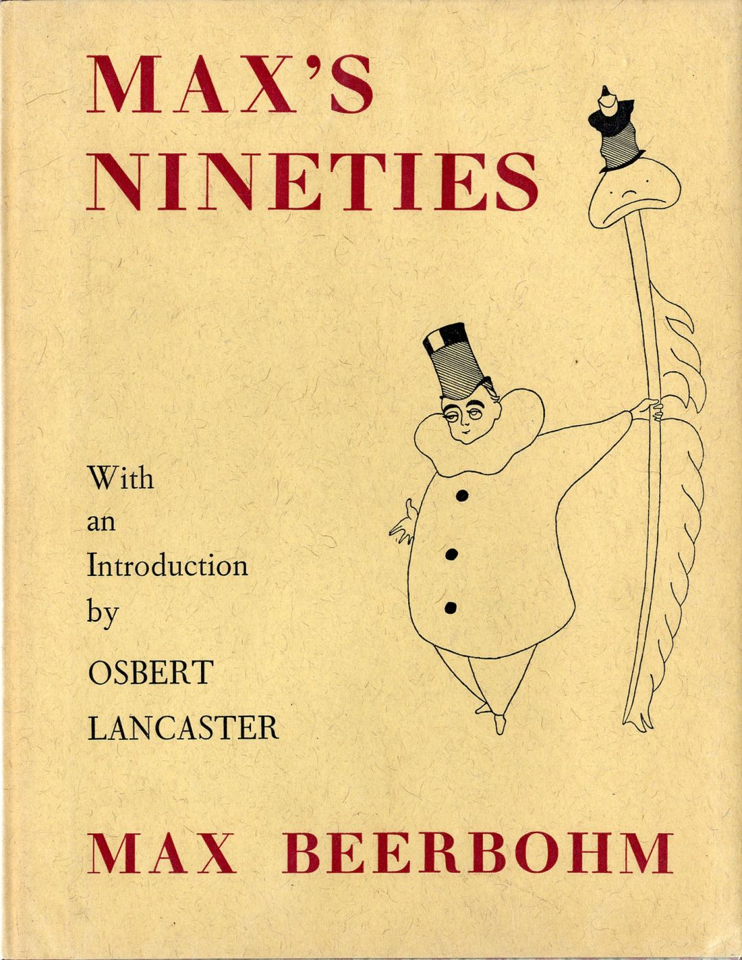 Max's Nineties: Drawings 1892-1899