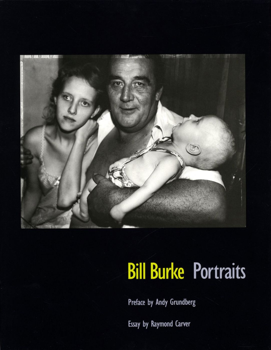 Bill Burke: Portraits [SIGNED]
