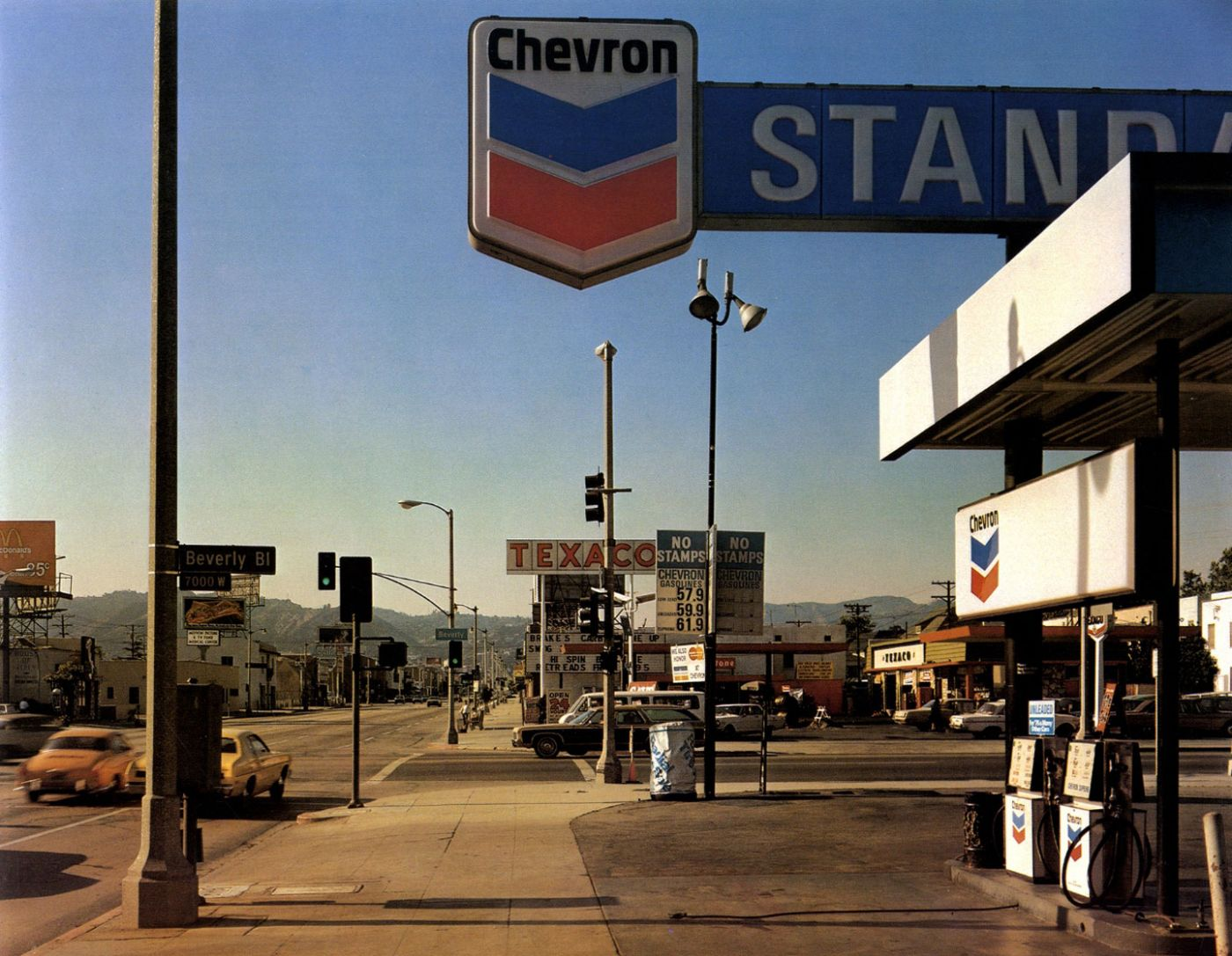 Uncommon Places: Photographs by Stephen Shore, Limited Edition (with Vintage Original Type-C Print)