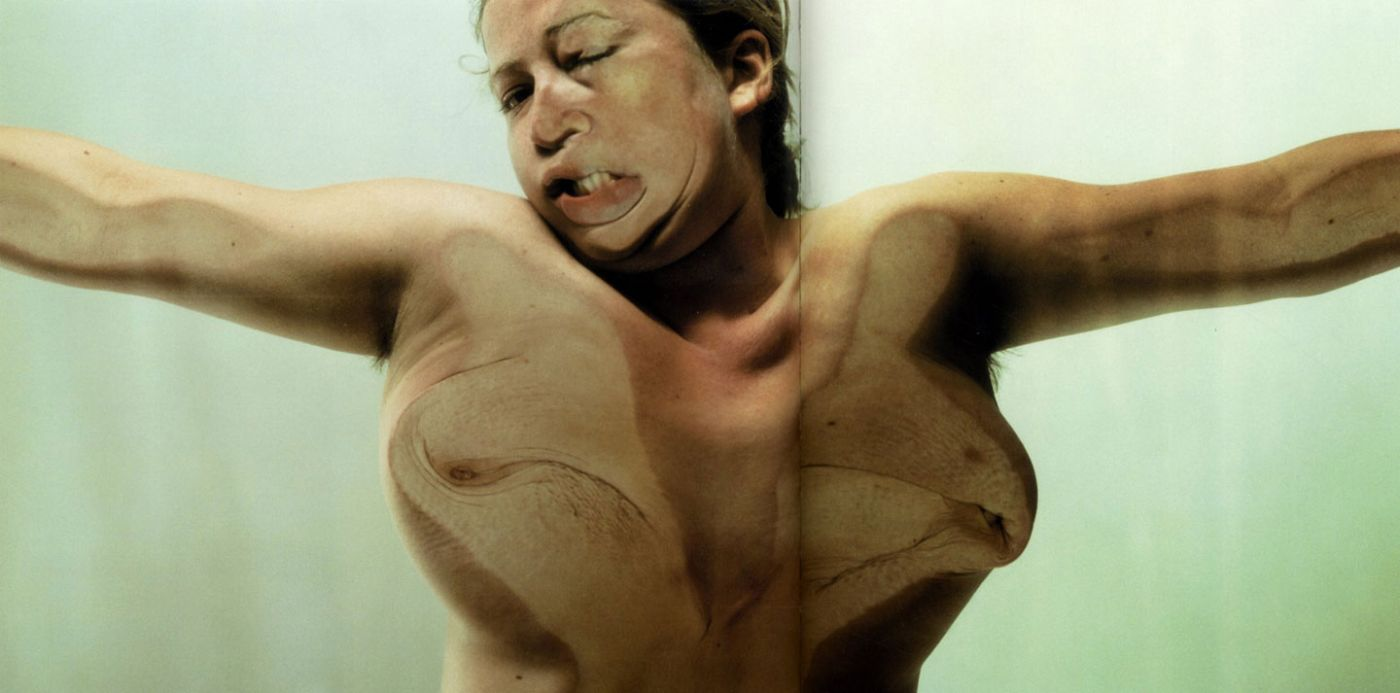 Jenny Saville and Glen Luchford: Closed Contact, Limited Edition (No Print) [SIGNED]