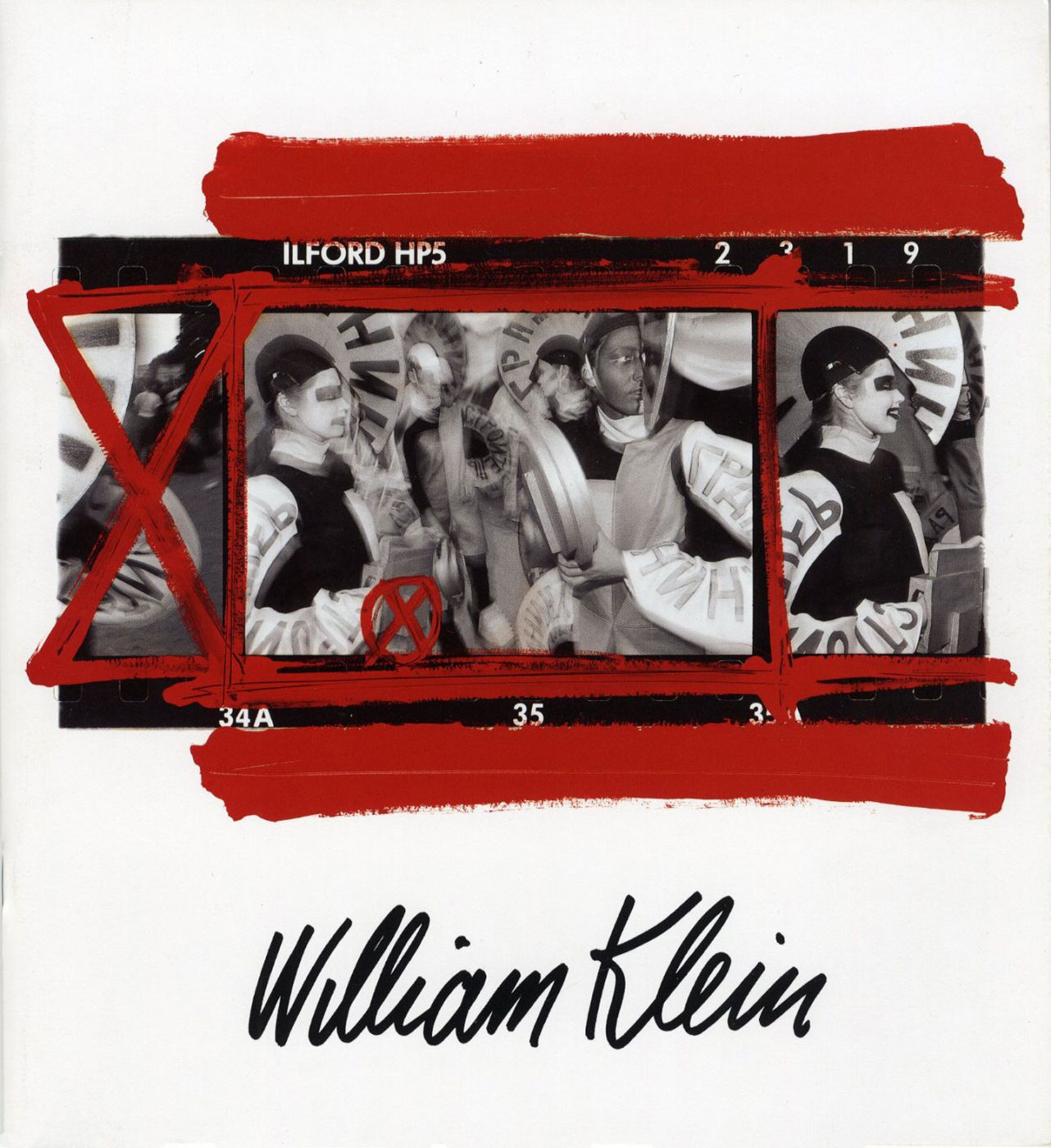 William Klein: Fotografier av årets Hasselbladspristagare (Photographs by the 1990 Hasselblad Prizewinner)