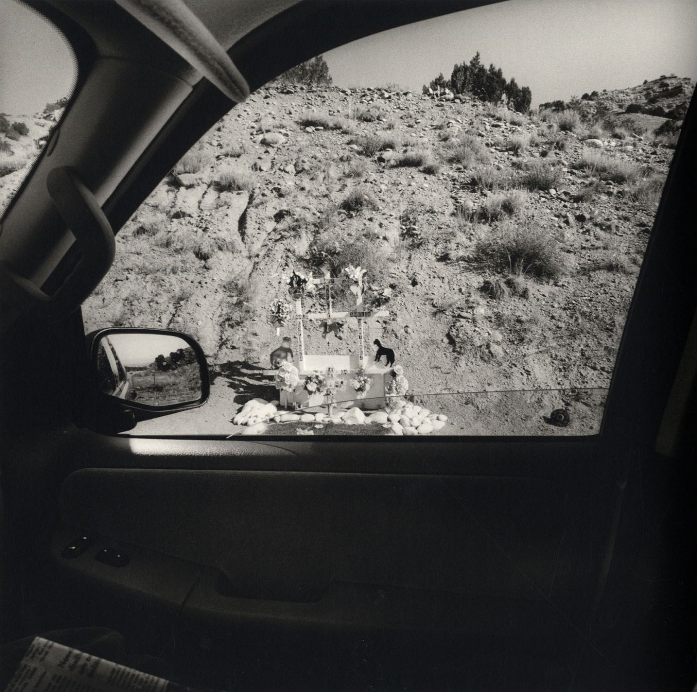 Lee Friedlander: New Mexico [SIGNED]