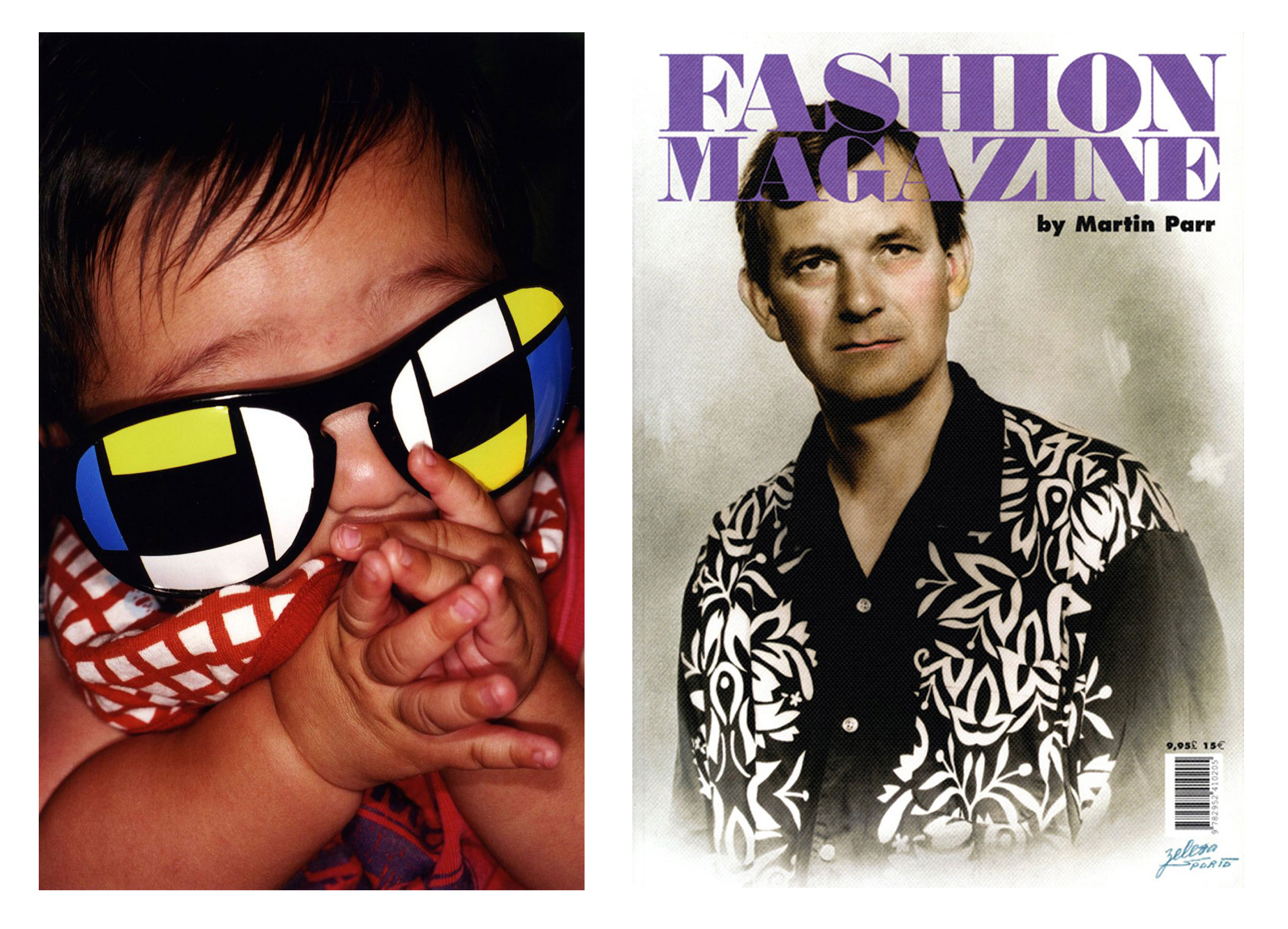 Fashion Magazine by Martin Parr, Limited Edition (with Type-C Print)