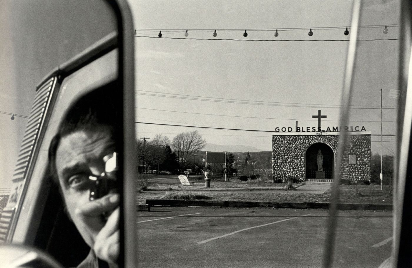 Lee Friedlander: 1960s - 2000s (Rat Hole Gallery)