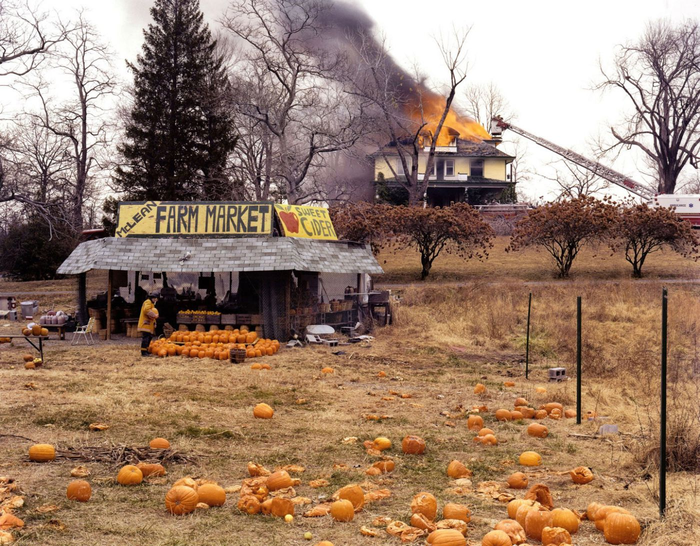 Joel Sternfeld: American Prospects (First Steidl Edition) [SIGNED]