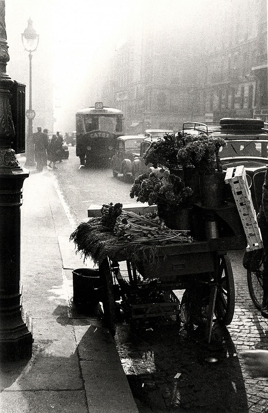 """Robert Frank: Flower is..., Limited Edition (Cover Plate Variant: """"Champs-Élysées, 1950"""")"""