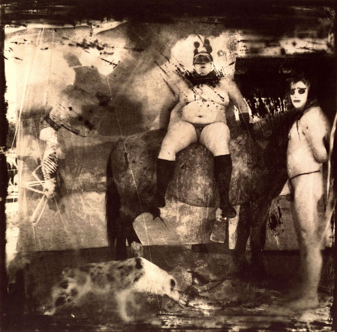 Joel-Peter Witkin: Gods of Earth and Heaven (First Edition) [SIGNED ASSOCIATION COPY]