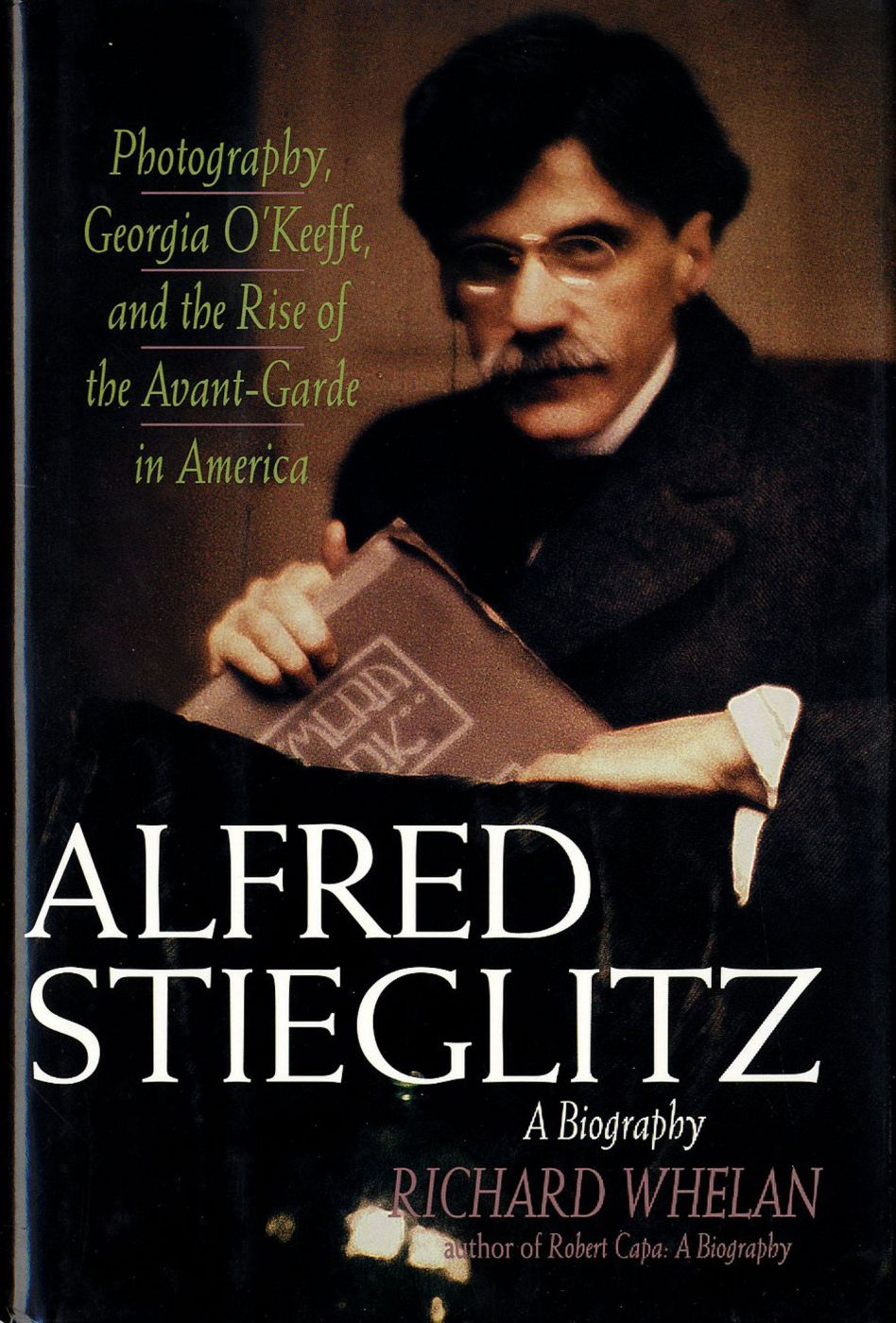 Whelan Stieglitz biography