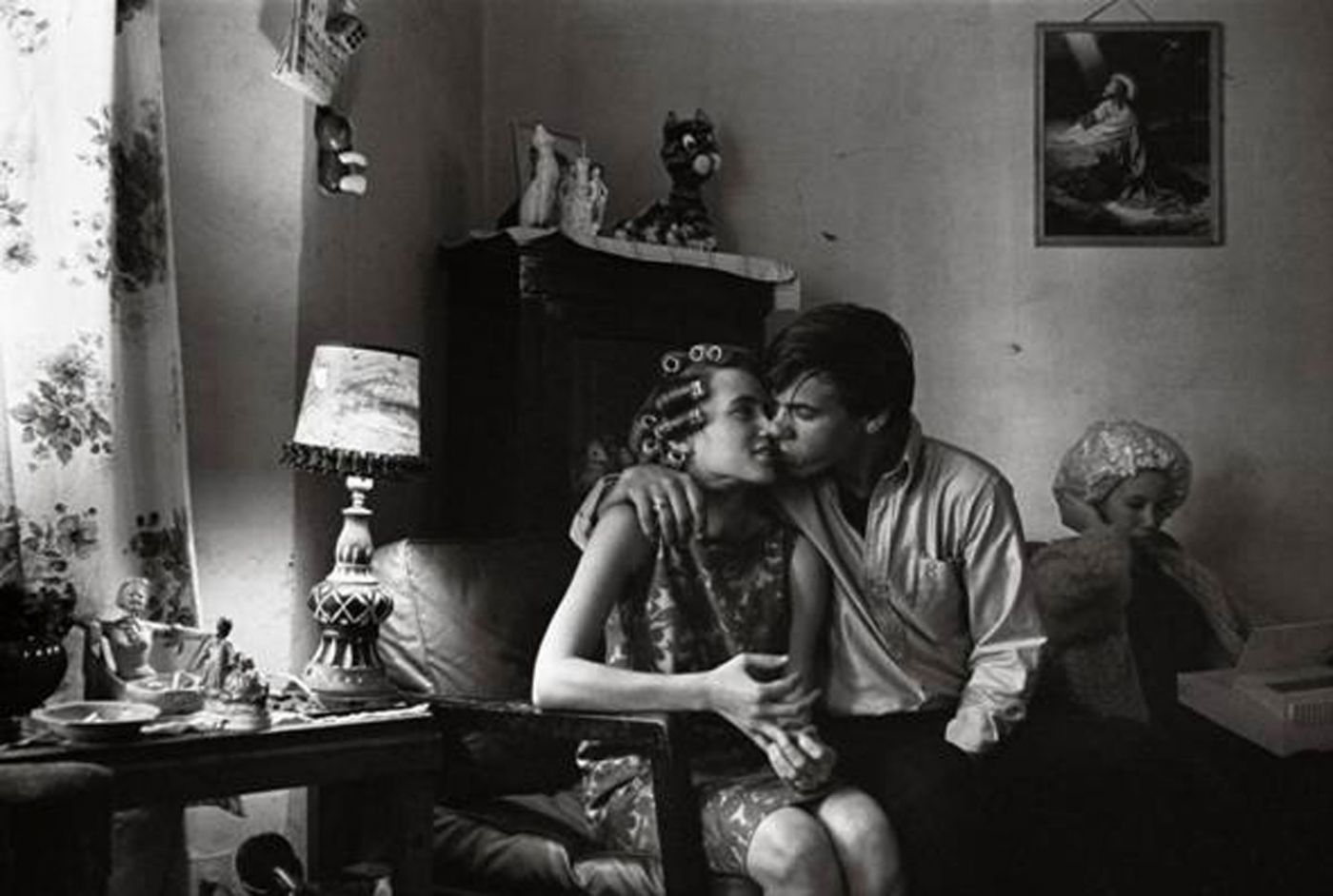 "Memories of Myself: Essays by Danny Lyon, Limited Edition (with Gelatin Silver Print, ""Inside Kathy's Apartment, 1965"" Variant)"