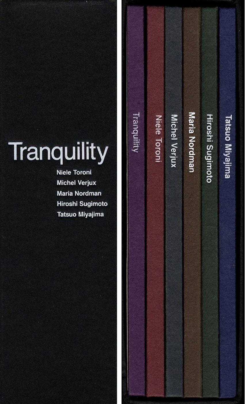 Tranquility - Six Volume Set (Chiba City Museum of Art), Limited Edition