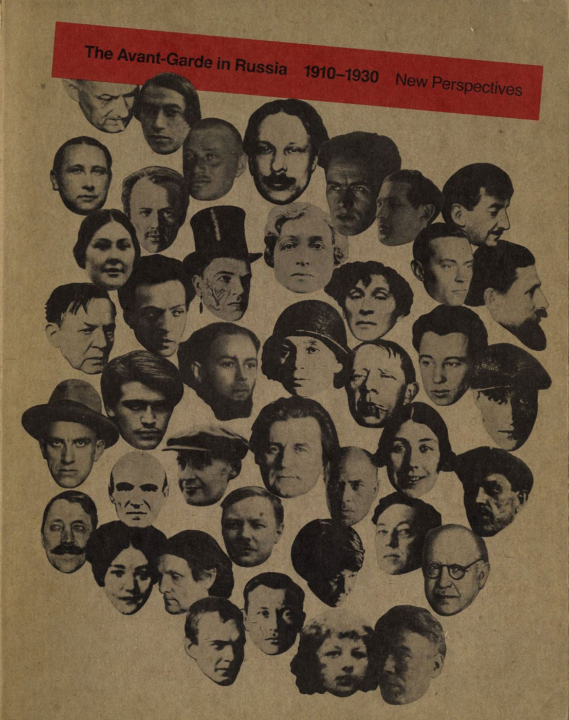 The Avant-Garde in Russia, 1910-1930: New Perspectives [ASSOCIATION COPY]