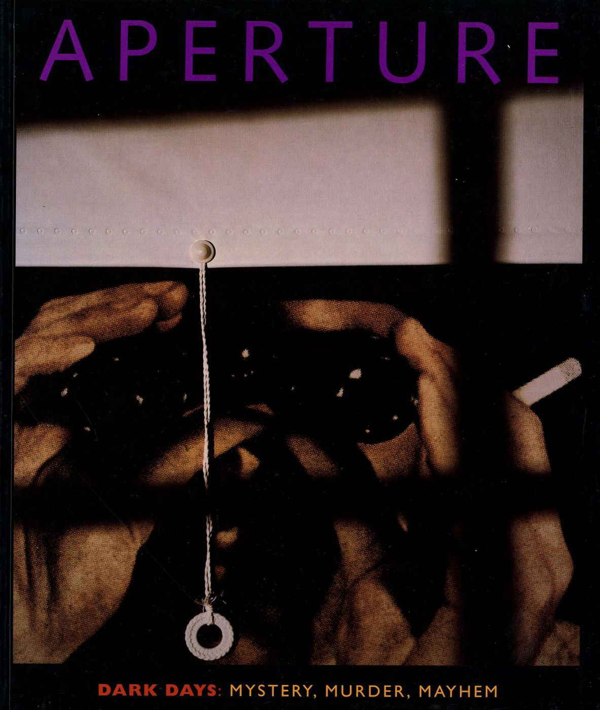 Aperture 149 - Dark Days: Mystery, Murder, Mayhem