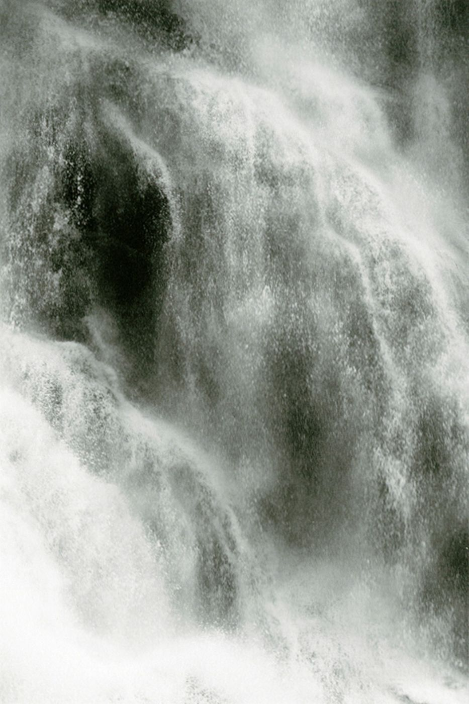 David H. Gibson: Water Cascade: A Sequence (One Picture Book #61), Limited Edition (with Print)