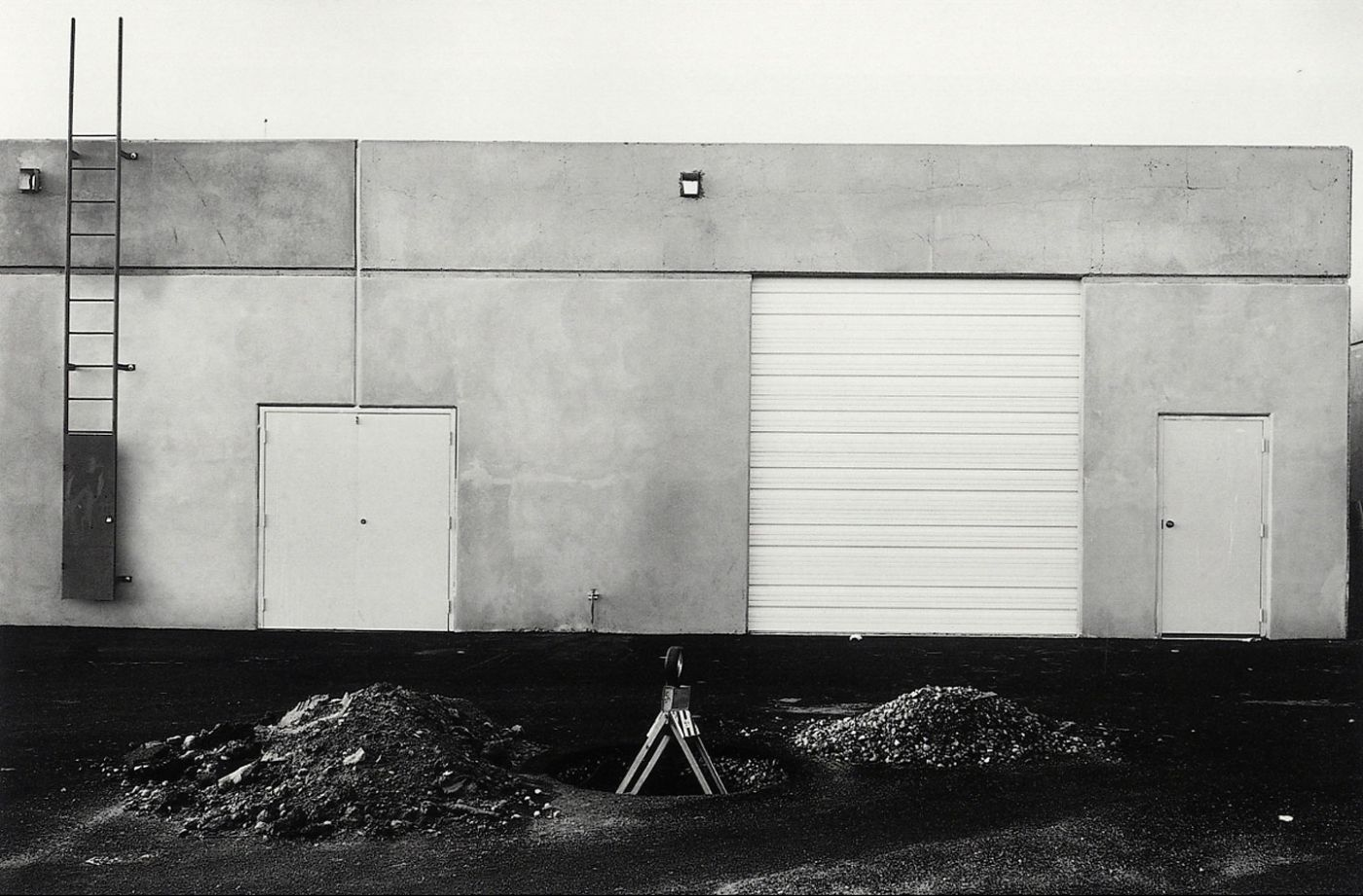 Lewis Baltz: New Industrial Parks Near Irvine, California [SIGNED]