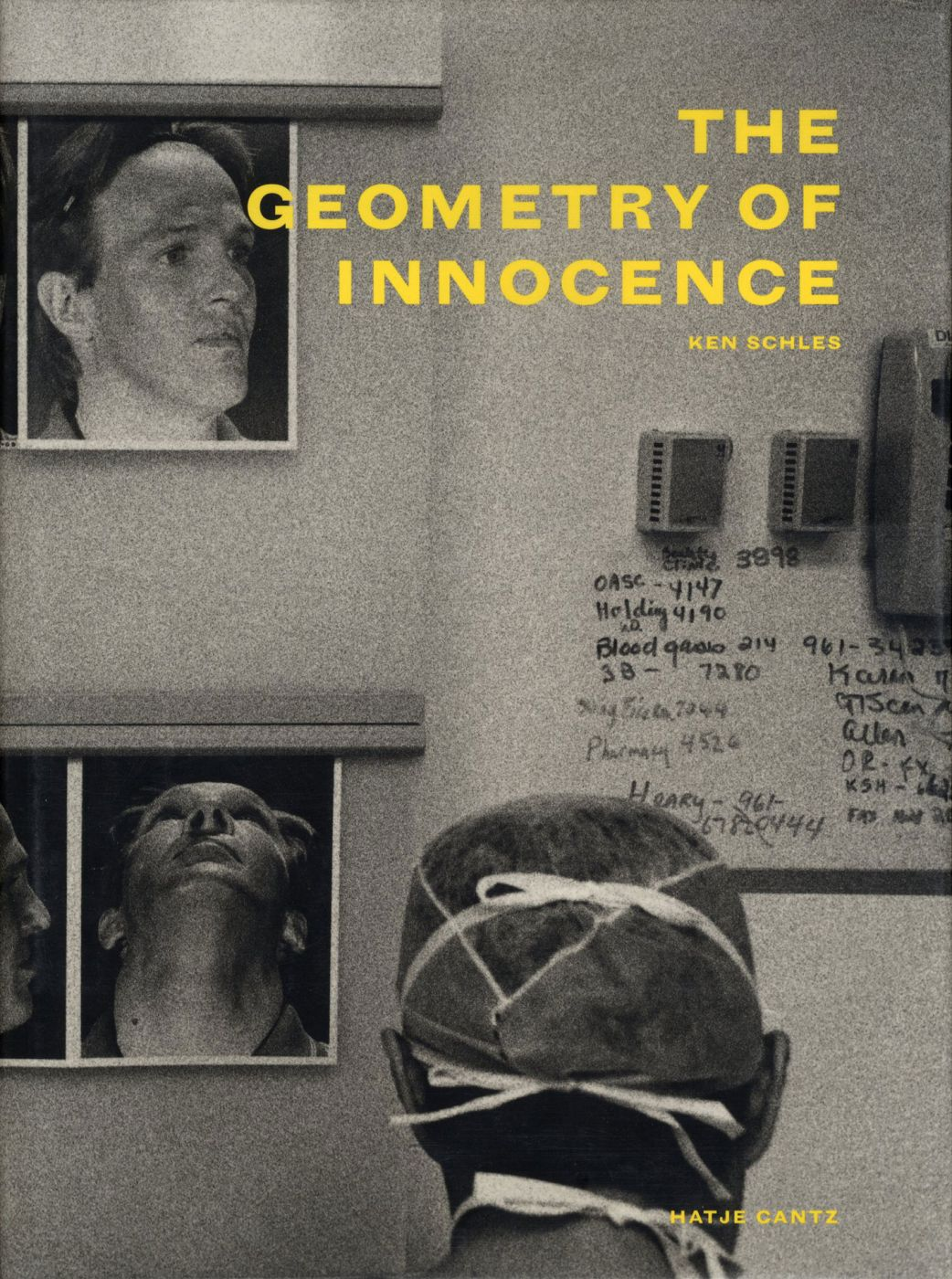 Ken Schles: The Geometry of Innocence [SIGNED]