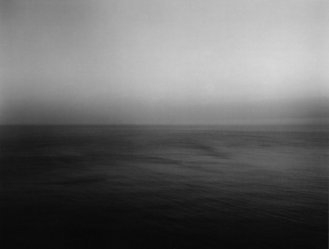 Photographs by Hiroshi Sugimoto: Dioramas, Theaters, Seascapes (Sonnabend Gallery and Sagacho Exhibit Space)