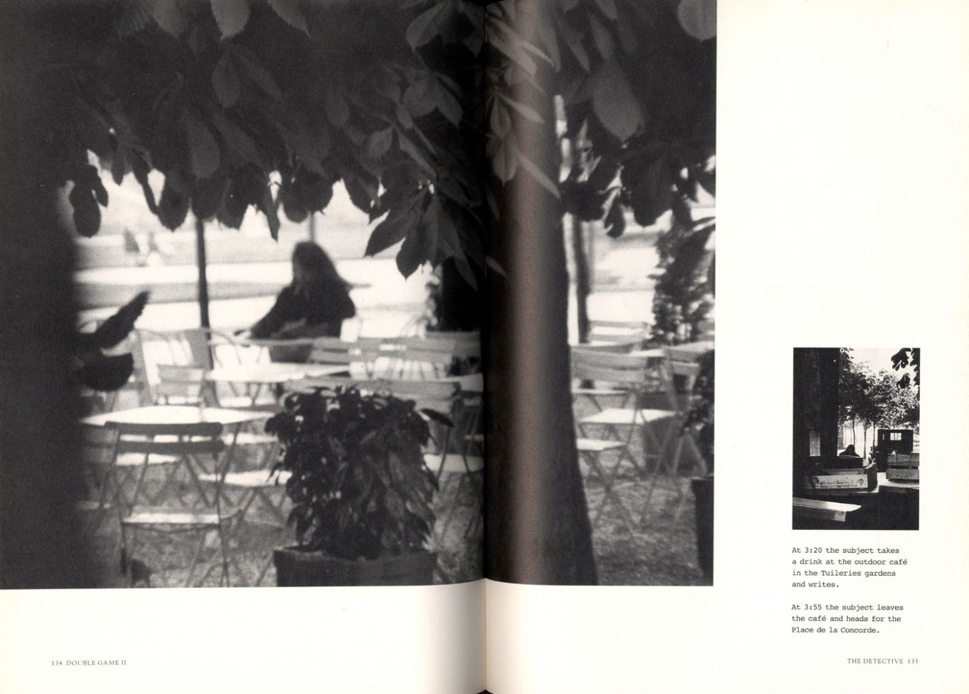 Sophie Calle: Double Game and Gotham Handbook