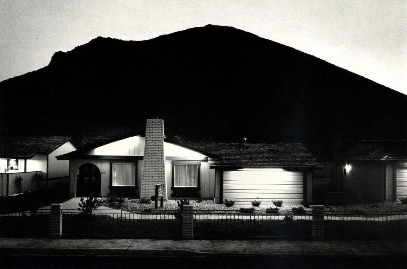 Lewis Baltz: Nevada (First Edition) [SIGNED]