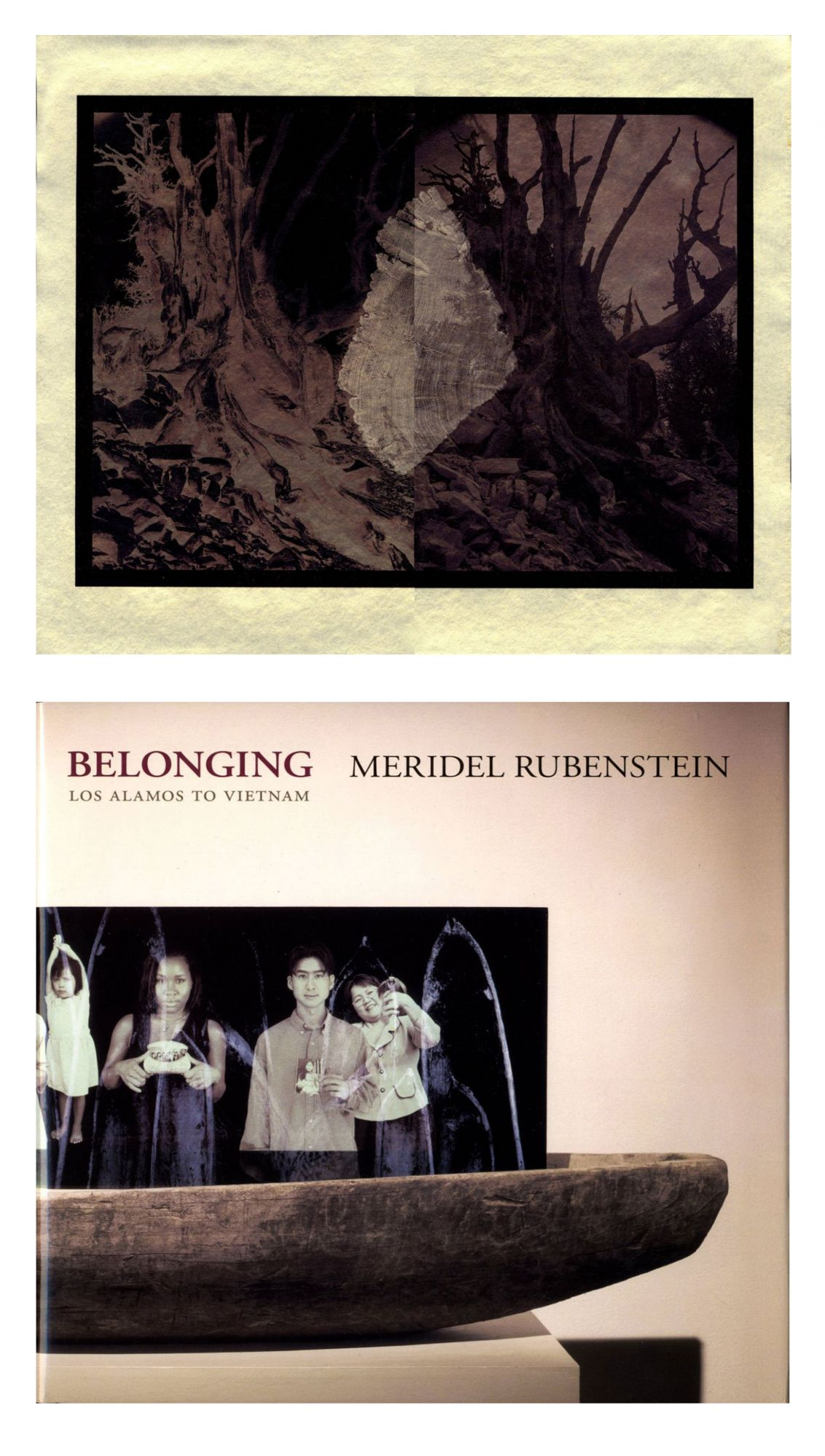 Meridel Rubenstein: Belonging: From Los Alamos to Vietnam - Photoworks and Installations, Limited Edition (with Print)