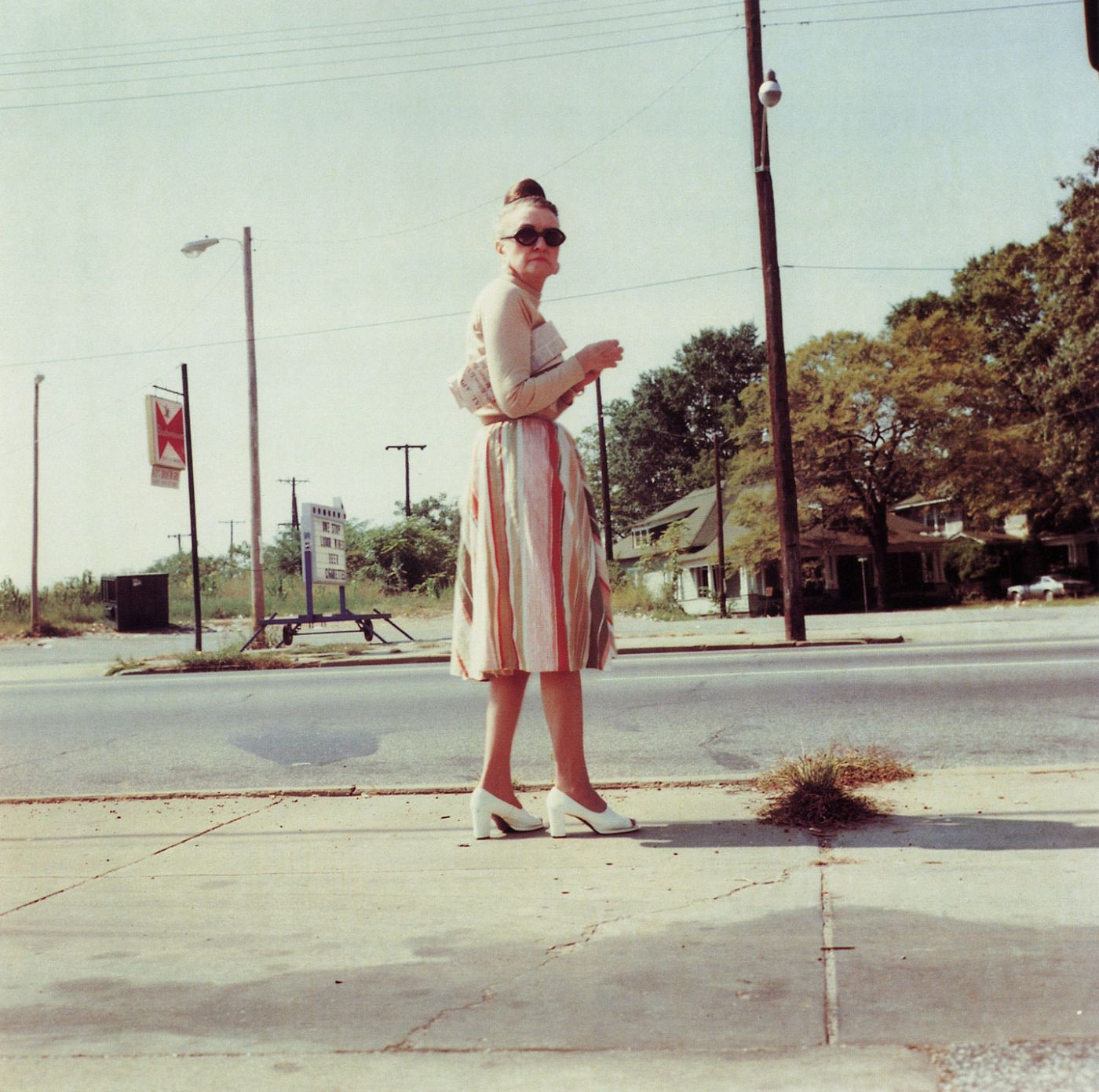 William Eggleston: 2 1/4 (First Edition) [IMPERFECT]