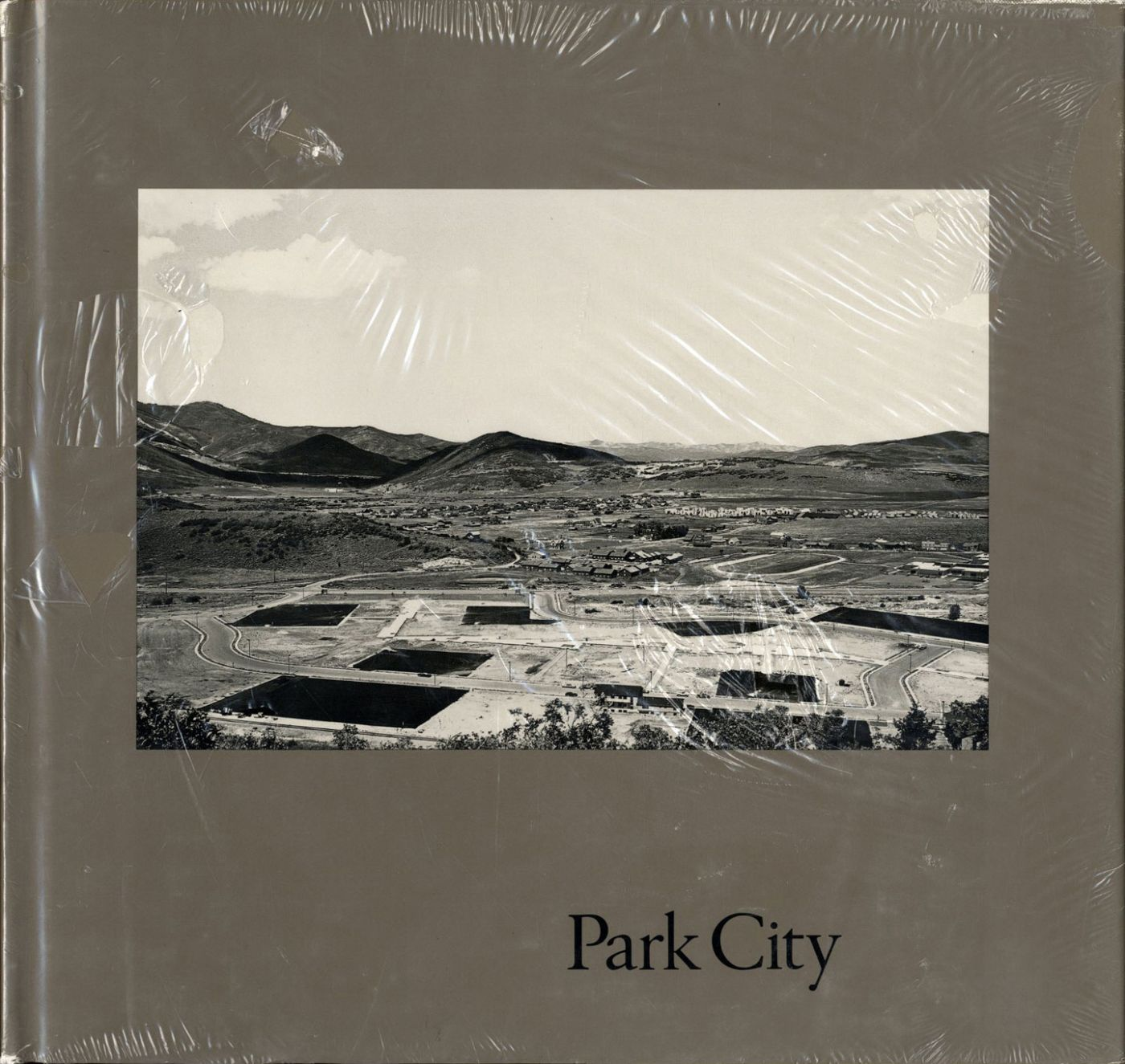 Lewis Baltz: Park City (First Edition, in publisher's shrink wrap) [IMPERFECT]
