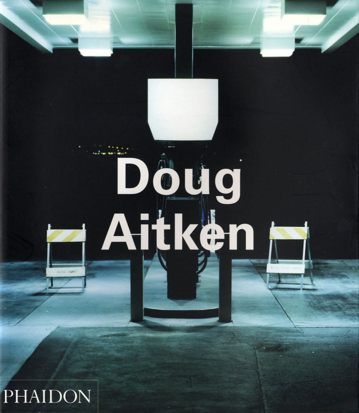 Doug Aitken Phaidon Contemporary Series by Doug AITKEN, Jorges Luis,  BORGES, Jörg, HEISER, Daniel on Vincent Borrelli, Bookseller