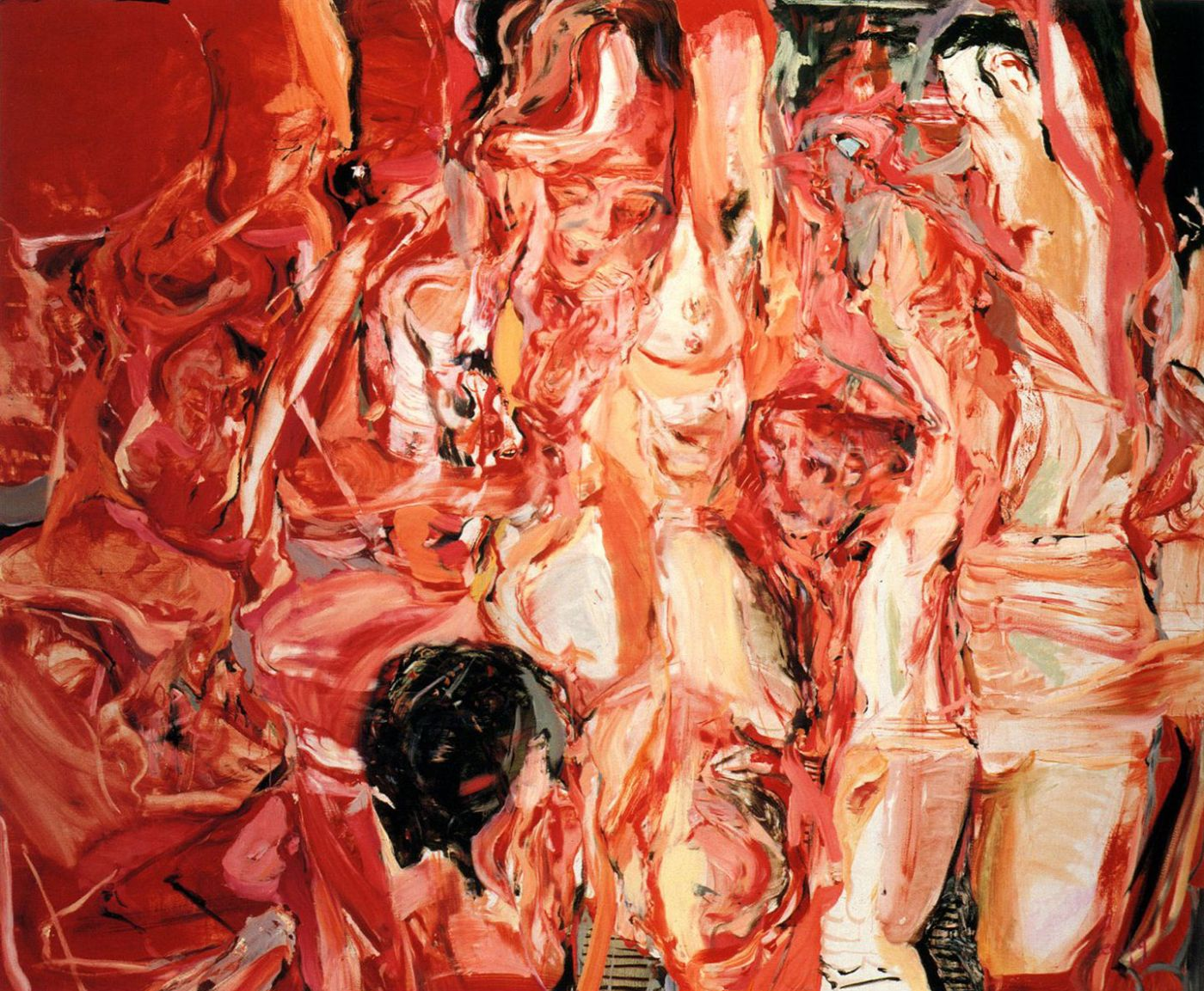 Cecily Brown: Paintings 1998-2000 (Gagosian Gallery) [SIGNED]
