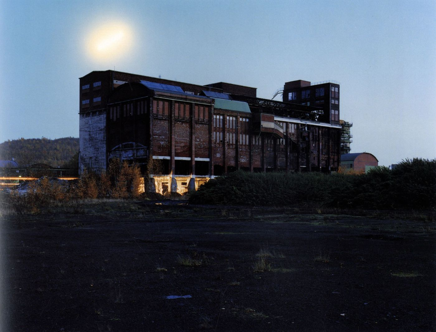 Naoya Hatakeyama: Zeche Westfalen I/II, Ahlen, Limited Edition (slipcased) [SIGNED]