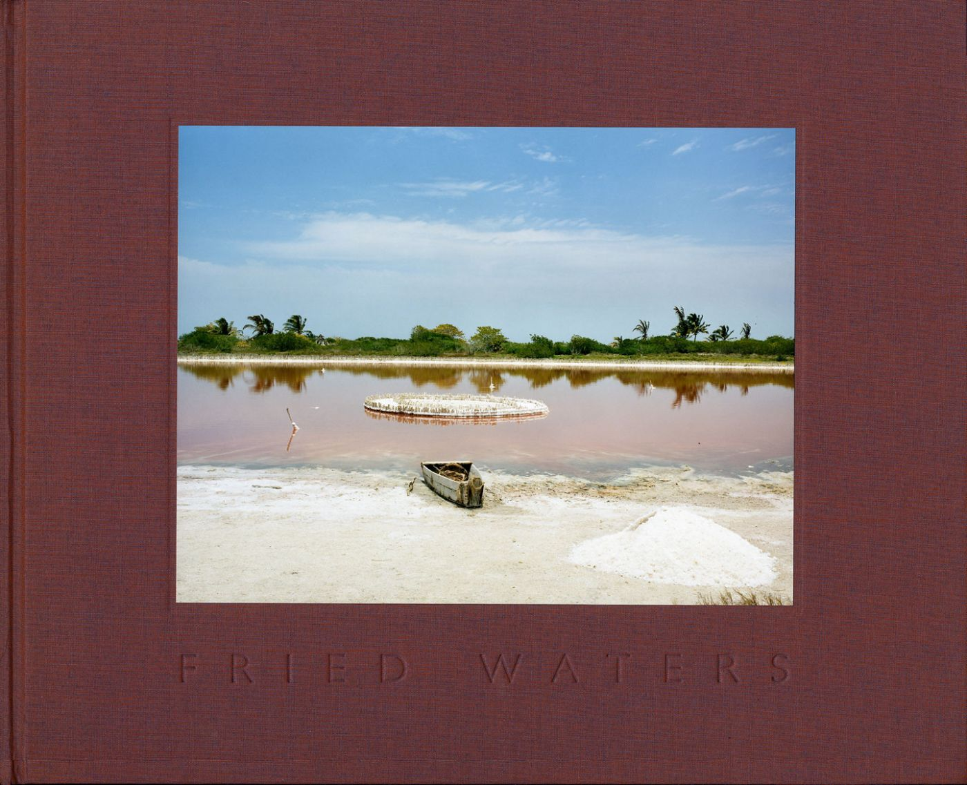 Eduardo del Valle and Mirta Gómez: Fried Waters, Special Limited Edition (with Loose Type-C Print)