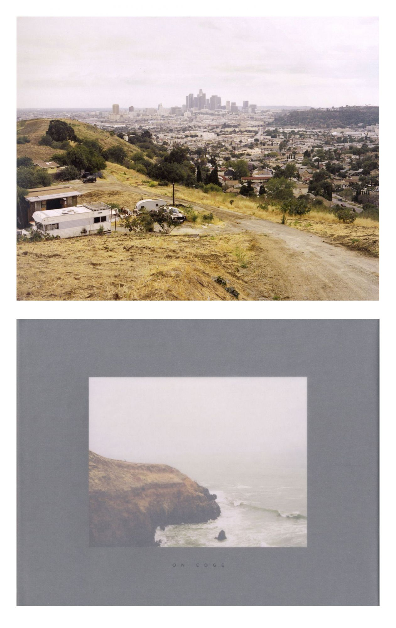 On Edge: Photographs by Karin Apollonia Müller, Special Limited Edition (with Type-C Print)