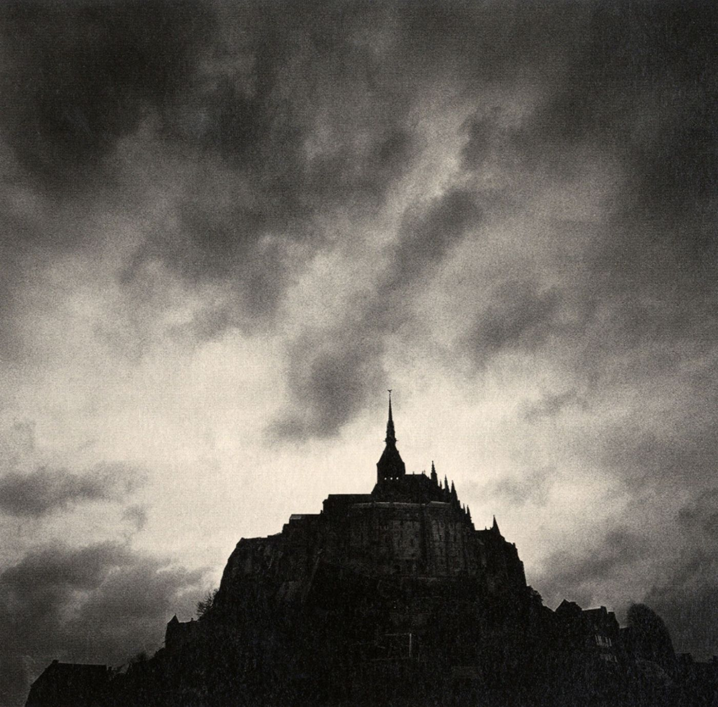 Michael Kenna: Mont St Michel (First Printing) [SIGNED]
