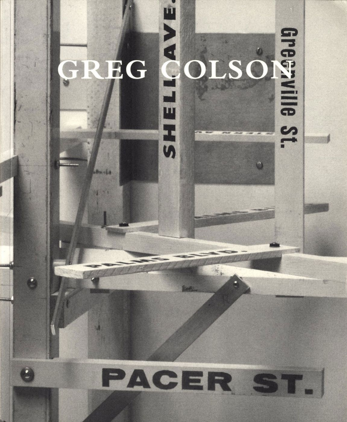 Greg Colson (Whale & Star Press)