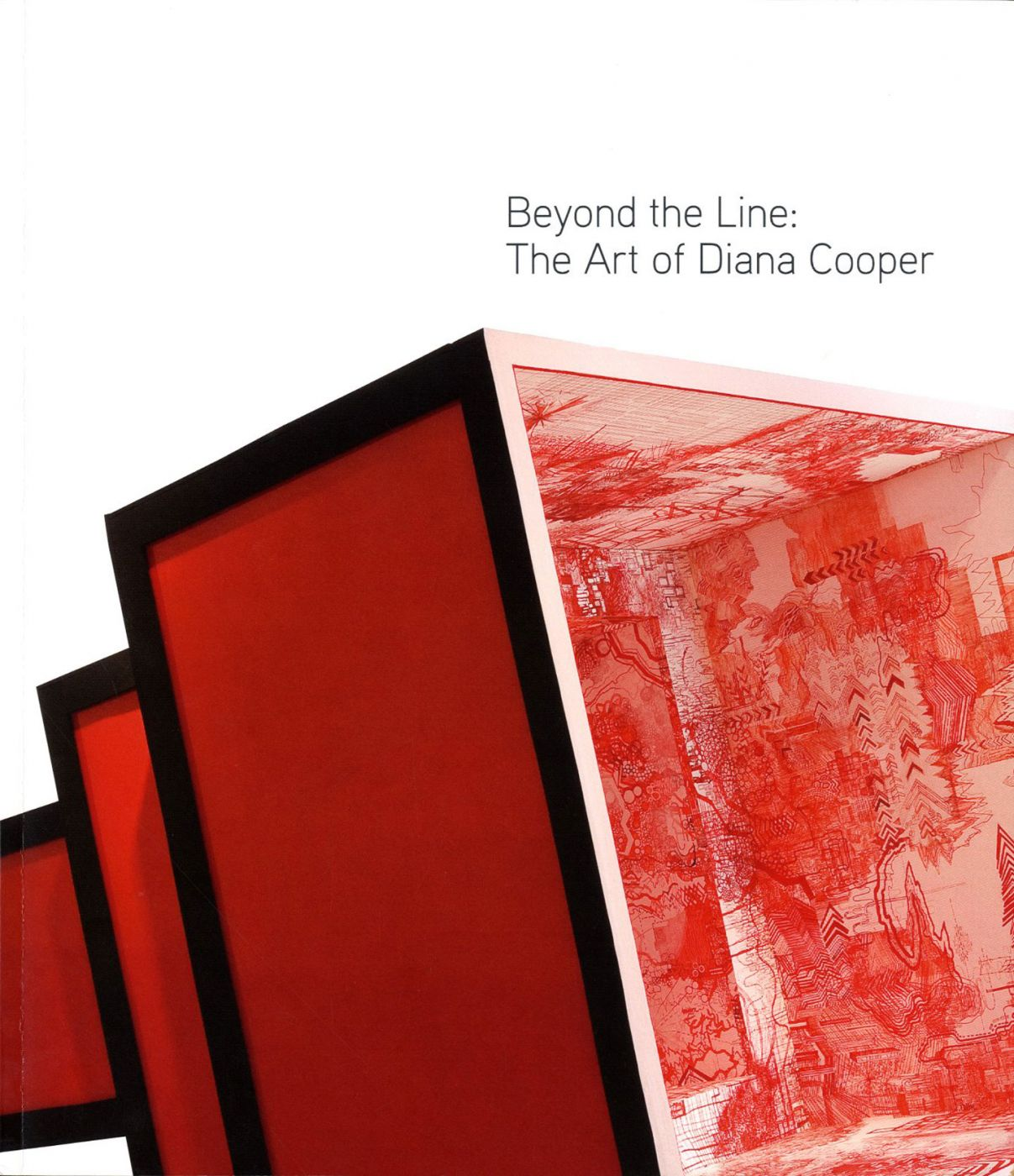Beyond The Line: The Art of Diana Cooper