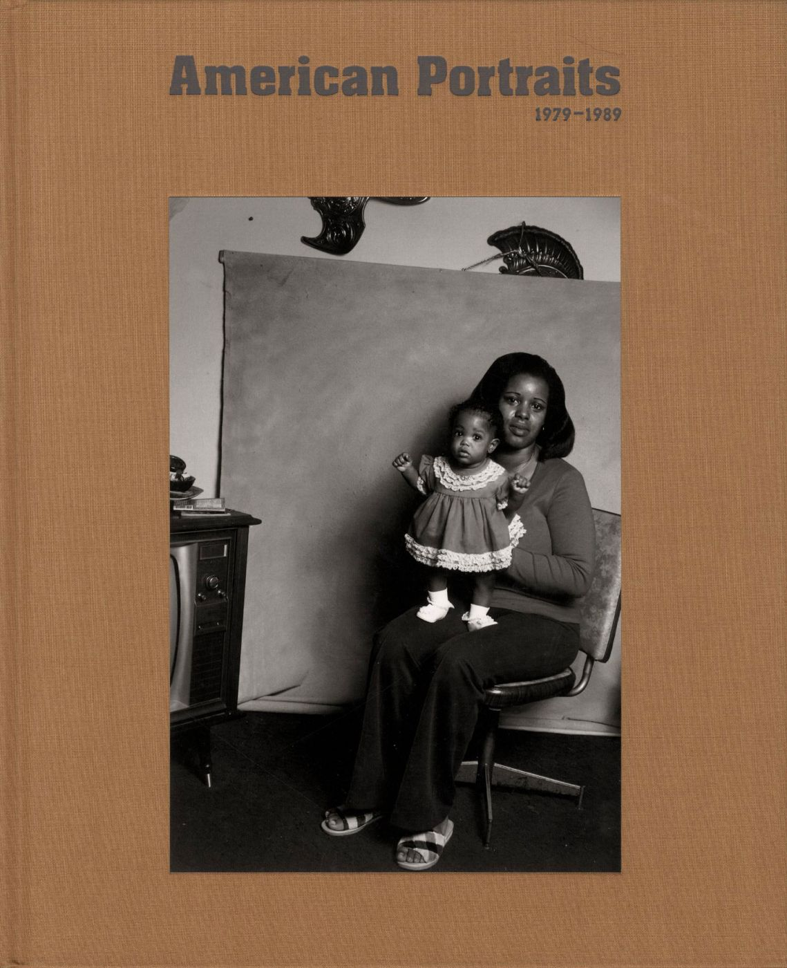 Leon Borensztein: American Portraits, 1979-1989 [SIGNED]