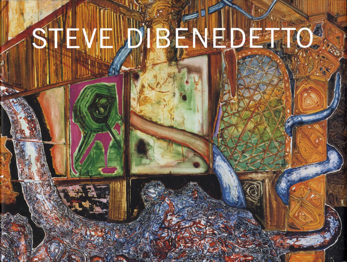 Steve DiBenedetto: Recent Paintings and Drawings